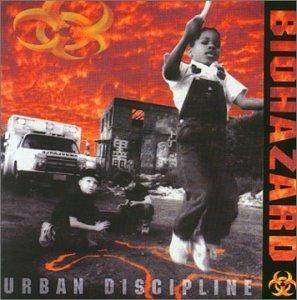 <i>Urban Discipline</i> 1992 studio album by Biohazard