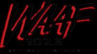 WAAF (FM) rock radio station in Westborough, Massachusetts, United States