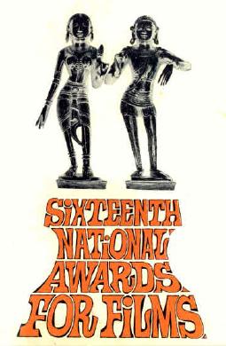 16th national film awards wikipedia