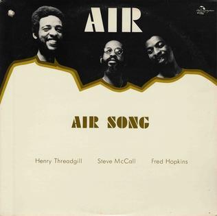 <i>Air Song</i> 1975 studio album by Air