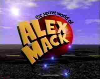 <i>The Secret World of Alex Mack</i> Television series