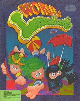 All New World of Lemmings Coverart.png
