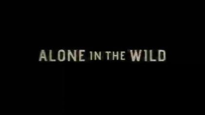 Alone in the Wild - Wikipedia