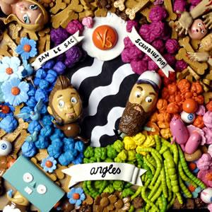 <i>Angles</i> (Dan Le Sac vs Scroobius Pip album) 2008 studio album by , dan le sac vs Scroobius Pip