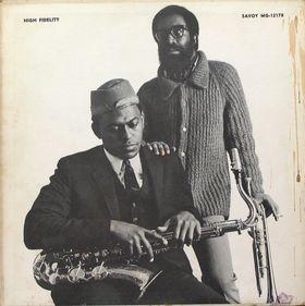 <i>Archie Shepp – Bill Dixon Quartet</i> 1962 studio album by Archie Shepp