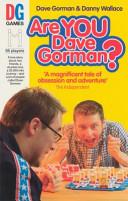 <i>Are You Dave Gorman?</i>