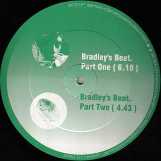 <i>Bradleys Beat</i> 1995 EP by Bradley Strider