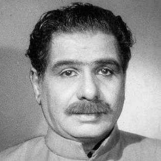 V. Nagaiah Indian actor