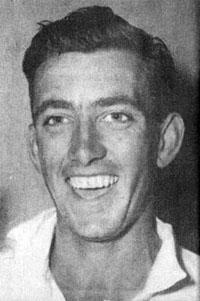 Colin Guest Australian cricketer