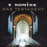 Das Testament (E Nomine album) - Wikipedia, the free encyclopedia