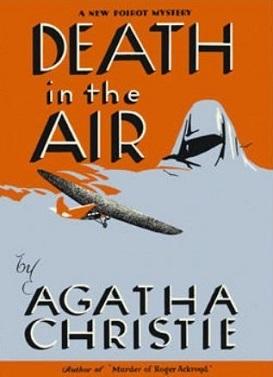 <i>Death in the Clouds</i> book