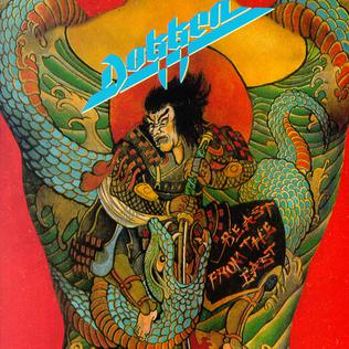 <i>Beast from the East</i> 1988 live album by Dokken