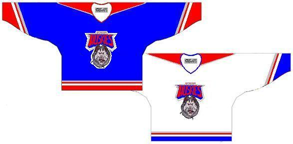 Durham Huskies Jerseys.JPG