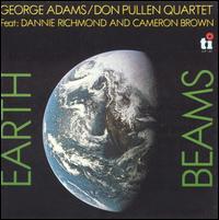 <i>Earth Beams</i> 1980 studio album by , Don Pullen/George Adams Quartet