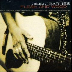 <i>Flesh and Wood</i> 1993 studio album by Jimmy Barnes