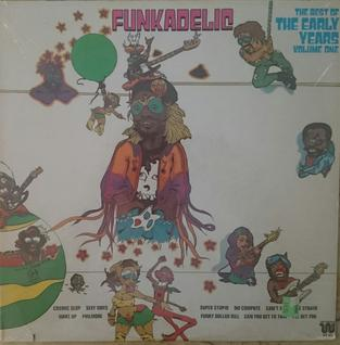 <i>The Best of the Early Years, Vol. 1</i> 1977 compilation album by Funkadelic