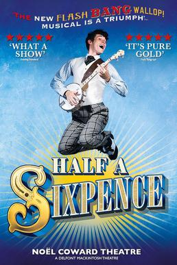 half a sixpence 2016 musical wikipedia