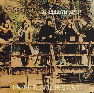 <i>Hark! The Village Wait</i> 1970 studio album by Steeleye Span