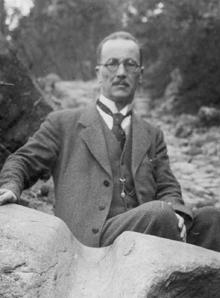 Karl Felix Wolff Italian journalist, writer and anthropologist
