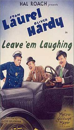 Leave 'Em Laughing - Wikipedia
