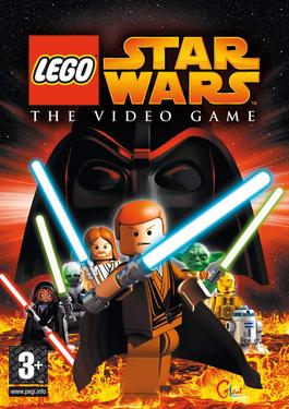 Picture of a game: Lego Star Wars: The Video Game