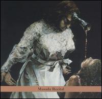 <i>Masada Recital</i> 2004 studio album by John Zorn