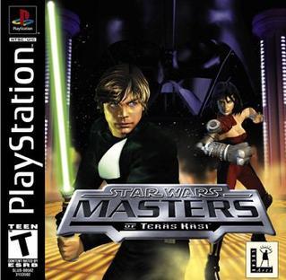 <i>Star Wars: Masters of Teräs Käsi</i>
