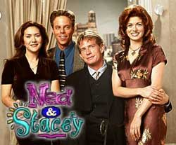<i>Ned and Stacey</i> television series