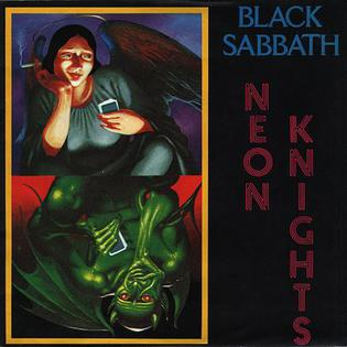 Neon Knights 1970 single by Black Sabbath
