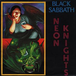 Neon Knights 1980 single by Black Sabbath