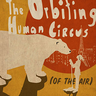 Picture of a podcast: The Orbiting Human Circus (of The Air)