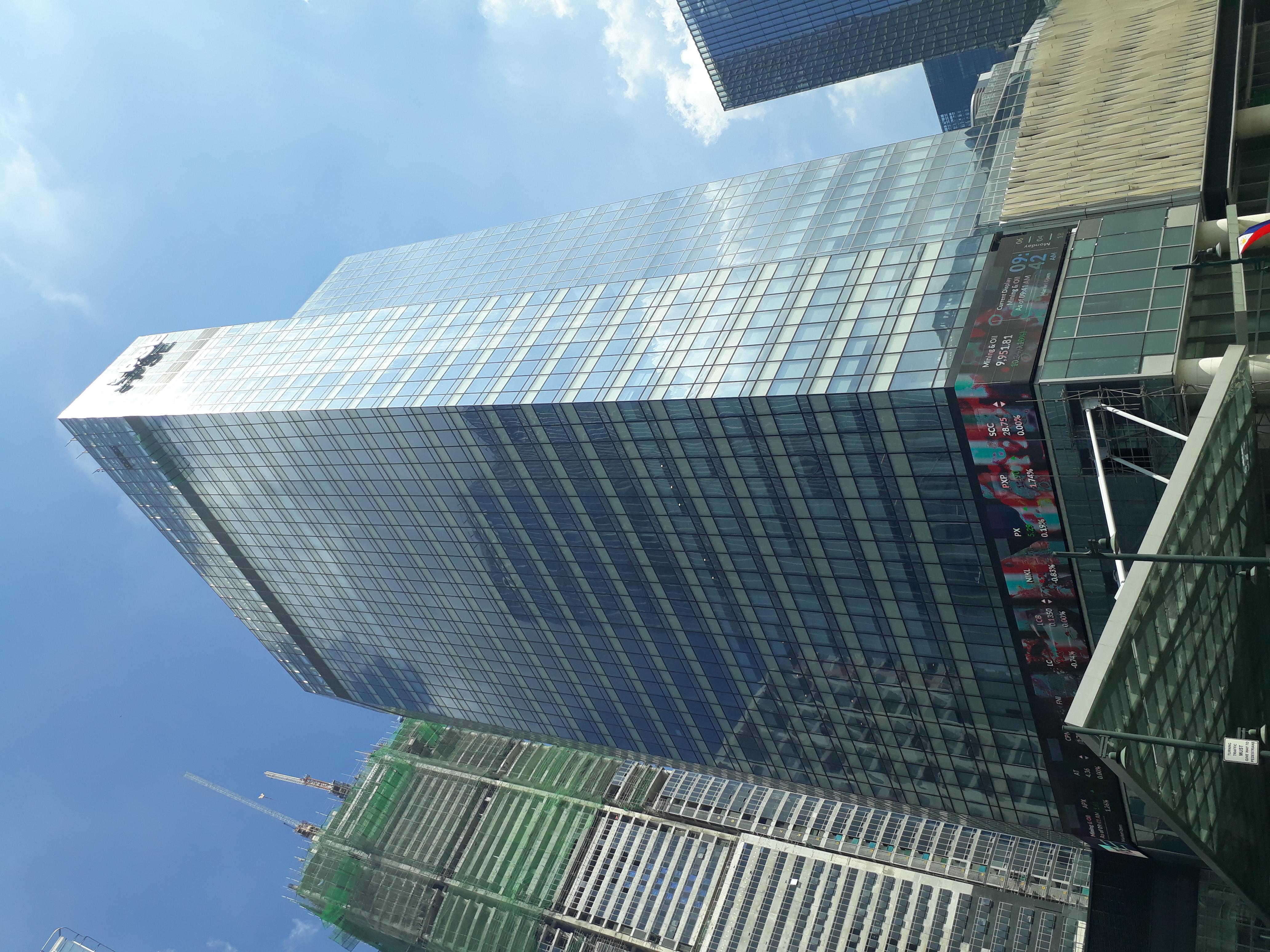 Philippine Stock Exchange Tower Wikipedia