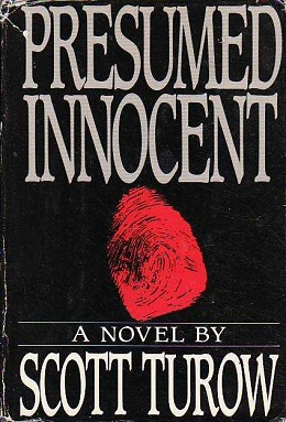 presumed innocent book Each month we discuss a new book and talk about a legal issue or crime that   scott turow's presumed innocent is the novel that launched his.