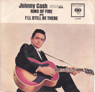 Ring of Fire (song) Song popularized by Johnny Cash