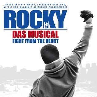 rocky the musical wikipedia