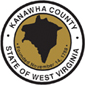 Official seal of Kanawha County