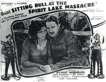 Sitting Bull At The Spirit Lake Massacre Wikipedia