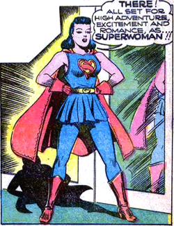 Image result for images of lois lane as superwoman