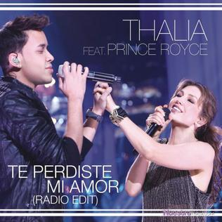 single by Thalía and Prince Royce