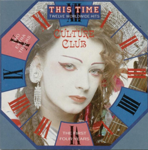<i>This Time – The First Four Years</i> 1987 compilation album by Culture Club