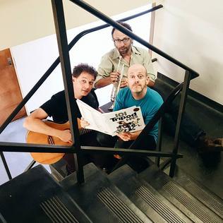Tripod (band) Australian musical comedy trio