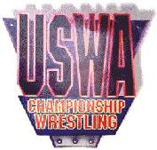 United States Wrestling Association logo