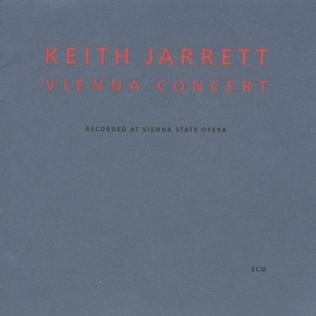 <i>Vienna Concert</i> 1992 live album by Keith Jarrett