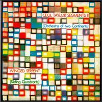 <i>Winged Serpent (Sliding Quadrants)</i> 1985 studio album by Cecil Taylor