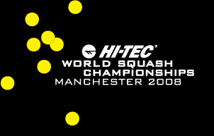 2008 Womens World Open Squash Championship