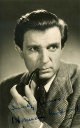 Norman Wooland British character actor (1905-1989)