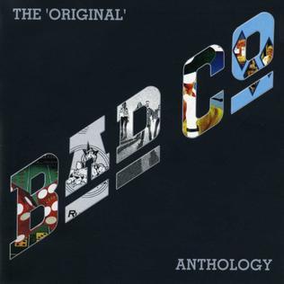 <i>The Original Bad Co. Anthology</i> Bad Company album