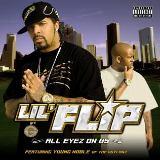 <i>All Eyez on Us</i> 2008 studio album by Lil Flip and Young Noble