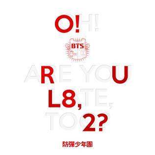 BTS O%21RUL8%2C 2%3F album cover
