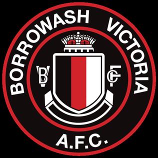 Borrowash Victoria A.F.C. Association football club in England